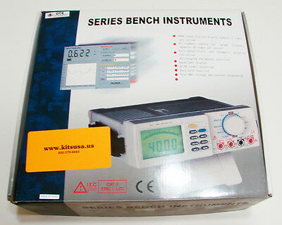 Mastech/OTE M9803R True RMS Bench Type Digital Multimeter with RS232C Interface