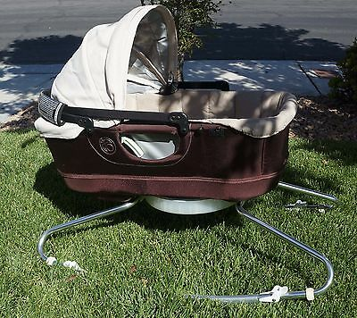 Orbit Baby Bassinette.   Great accessory for your stroller!
