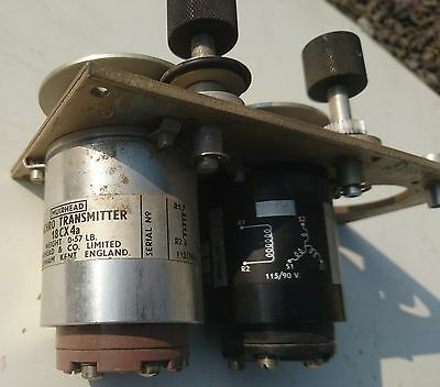 2 of SYNCHRO CONTROL TRANSMITTERS 18CX 115VAC/90V 400Hz in fine/coarse gearbox