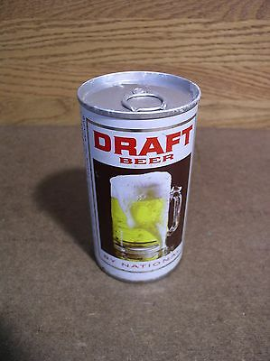 Draft Beer Can National Brewing