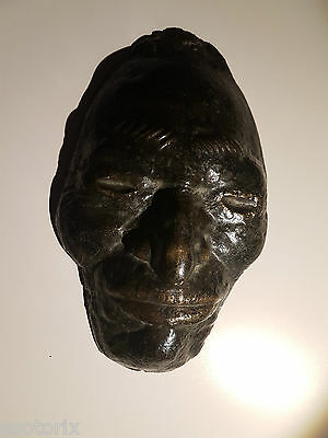 Death Mask Very Rare Military