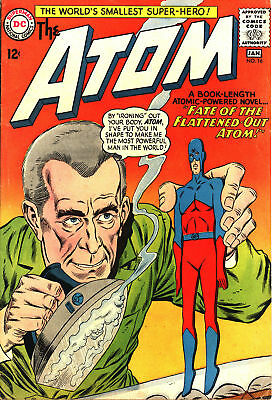 The Atom #16 - Solid FINE!