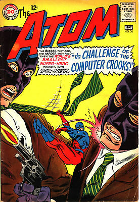 The Atom #20 - Solid VG!