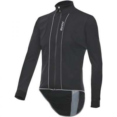 Santini Reef Long Sleeve Long Tail Mens Cycle Cycling Jersey