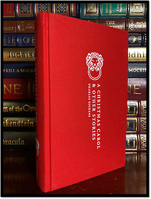 A Christmas Carol & Other Stories New Deluxe Cloth Bound Handsome Gift Hardcover