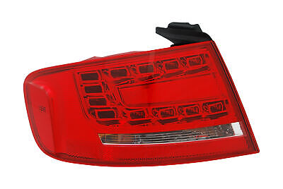 Feux Arriere Audi A4 8K B8 Berline 11/2007-11/2011 Aile Led Gauche Conducteur