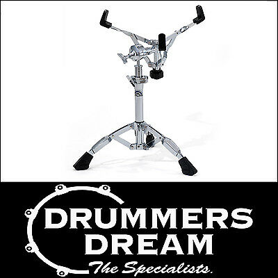 Ludwig Atlas Standard Snare Drum Stand LAS22SS Double Braced Legs RRP $189