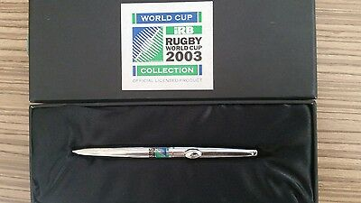 Rugby world cup 2003 Pen official licensed product