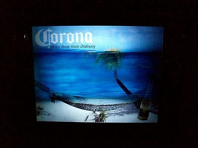 NICE Corona Motion beer sign with sound