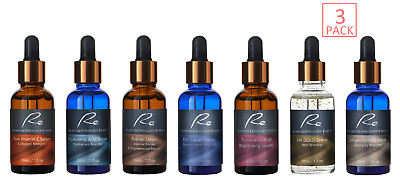 FACIAL SERUMS_3 PACK-90mL_SPECIAL COLLECTION_Rejuvenation_Moisturizing_Hydration