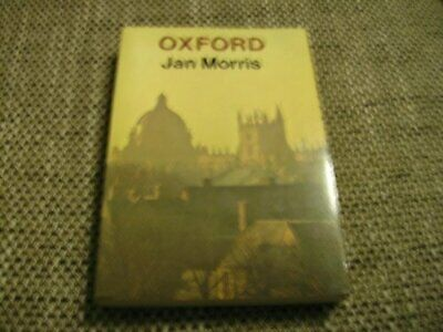 Oxford (Oxford Paperbacks) by Morris, Jan Paperback Book The Cheap Fast Free