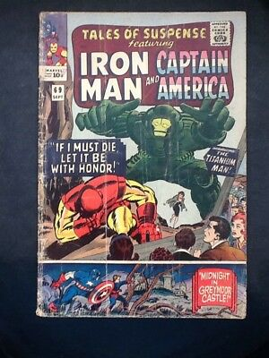 Tales of Suspense number 69