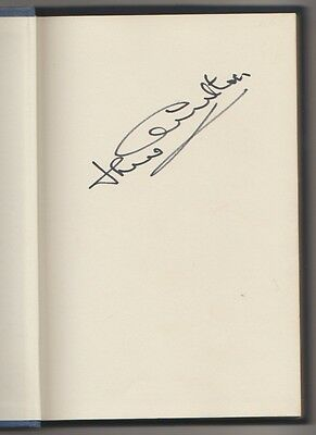 Jackie Charlton H/b Book For Leeds And England Hand Signed By Jackie & Bobby