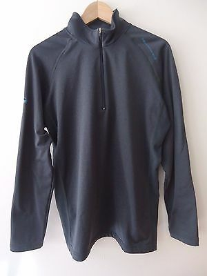 Mountain Designs Men's Lightweight Pullover Size M Grey Hiking Camping Top