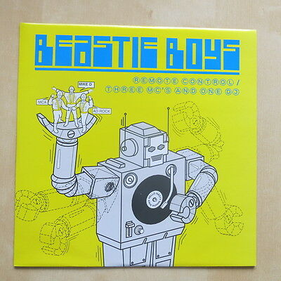 "BEASTIE BOYS Remote Control UK 10"" promo only in picture sleeve 10CLDJ 812 1999"