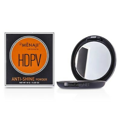 Menaji HDPV Anti-Shine Powder - D (Dark) 10g/0.35oz