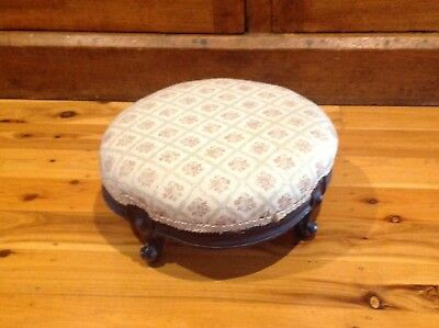 Very Old Footstool