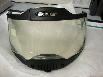 New,Old Stock Arctic Cat PFP 2 Clear Shield ~ # 4972-463