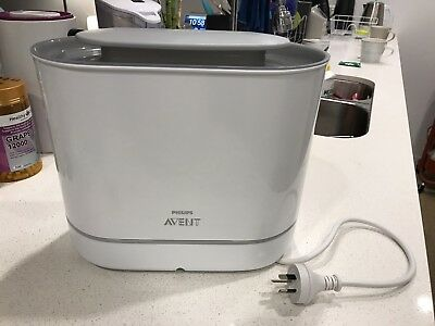 Philips Avent Electric Steam Sterilizer And Bottle Warm