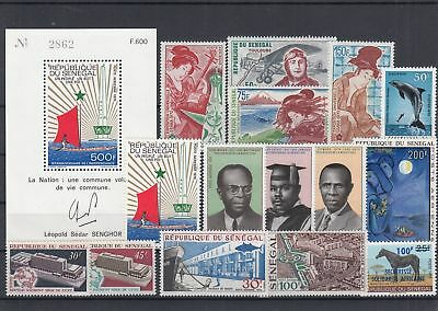 26284 / Senegal ** MNH Lot Fauna
