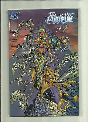 Witchblade : Tales Of The : Issue #7 (Keu Cha Variant)