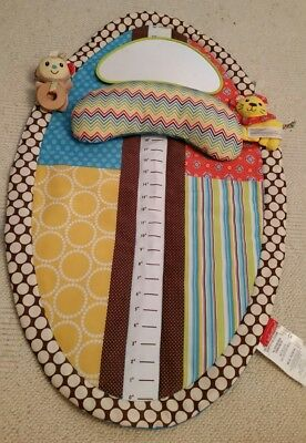 Pre-owned Infantino Baby Play Mat - Great For Infant Tummy Time