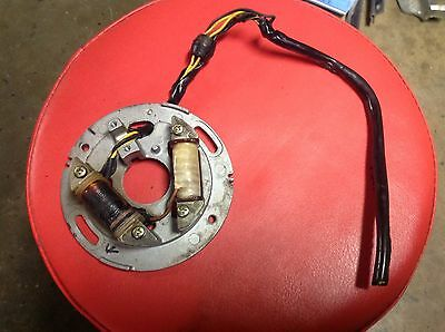 KAWASAKI 650 SX 5 Wire Stator Cut Wiring Harness Project Stator 650sx 87-91