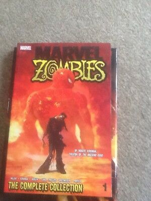 Marvel Zombies The Complete Collection 1
