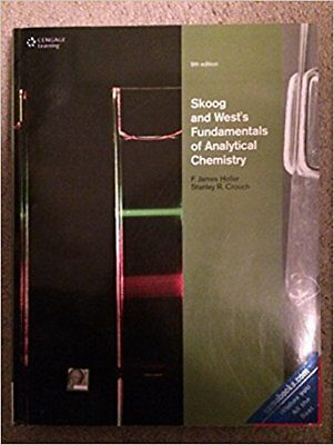 Skoog And Wests Fundamentals Of Analytical Chemistry, 9Th Edn