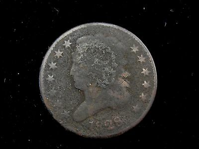 1828 US Classic Head Half Cent * Nice Early Type Coin *