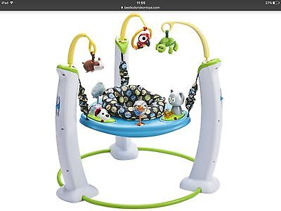 Baby Exersaucer Jump And Learn Bouncer