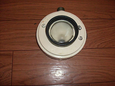 Wwii M4 Sherman Or M3 Stuart Tank Dome Light Assembly U.s Military Vehicle