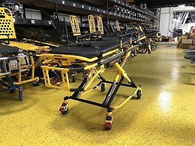 STRYKER MX Pro bariatric 850-1600 LBS Ambulance Stretcher 6083 Cot Ems Transport