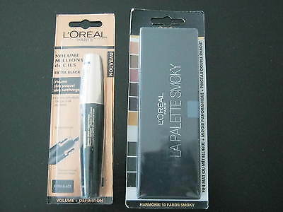 Lot Maquillages Loreal