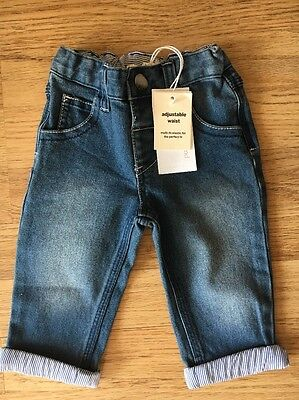Baby Boys Pumpkin Patch Jeans 3-6 Months New Tags