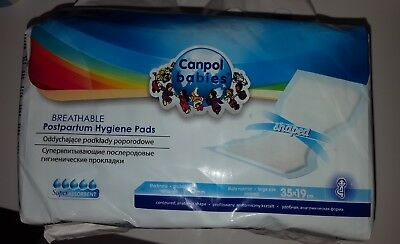MATERNITY PADS Canpol Hygiene Intimate Post Partum Disposable Pads 20 Pcs