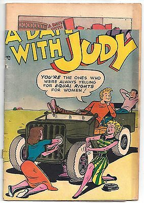 A Date With Judy # 32 (Dec. '52-Jan. '53 National Comics) -20% OFF !