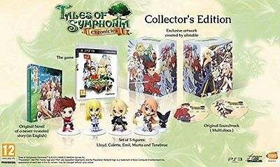 Tales of Symphonia: Chronicles, Collector's Edition, PS3 SEALED