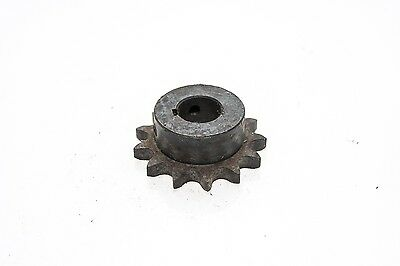 Browning D60P17 #60 2-Strand Chain Sprocket:17-Tooth QD Bushing Bore NOS Unused