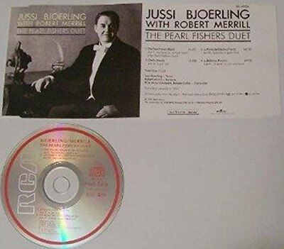 The Pearl Fishers Duet -  CD W6VG The Cheap Fast Free Post The Cheap Fast Free