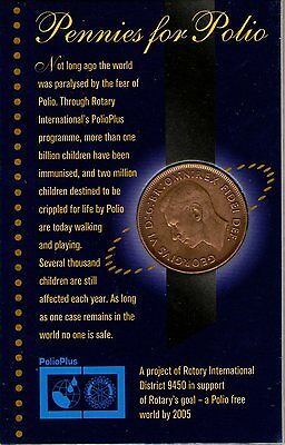 pennies for polio