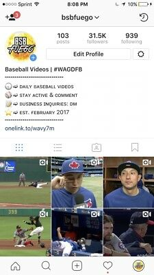 30k+ Instagram Account Promotion