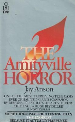 The Amityville Horror: Pt. 1 - Jay Anson - Tor - Acceptable - Paperback