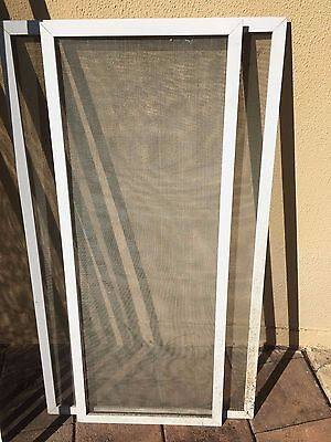 Window Fly Screens White Various Sizes
