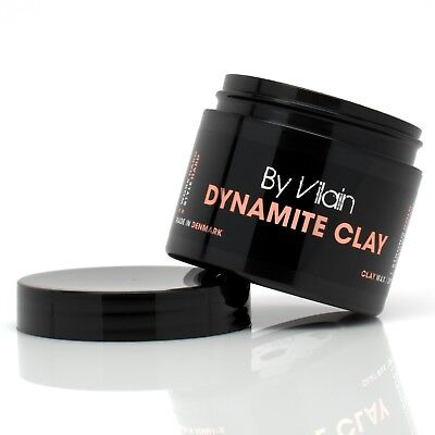 BY VILAIN Dynamite Clay Professional Hair Clay 2.2oz FREE SAME DAY Shipping NEW