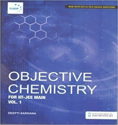 Objective Chemistry For Iit-Jee Main Vol. 1