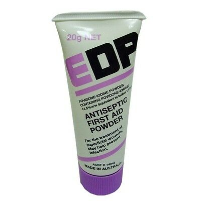 NEW EDP First Aid Powder Antiseptic 20g First Aid Accessories