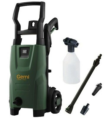 NEW Gerni Classic 115.5 Pressure Washer, 1670PSI, 2yr warranty
