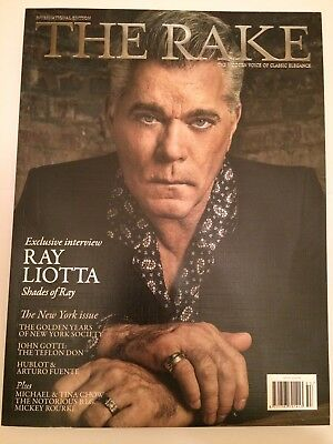 The Rake Magazine Issu 53 - Ray Liotta
