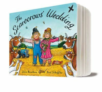 The Scarecrows' Wedding by Julia Donaldson 9781407170664 (Board book, 2016)